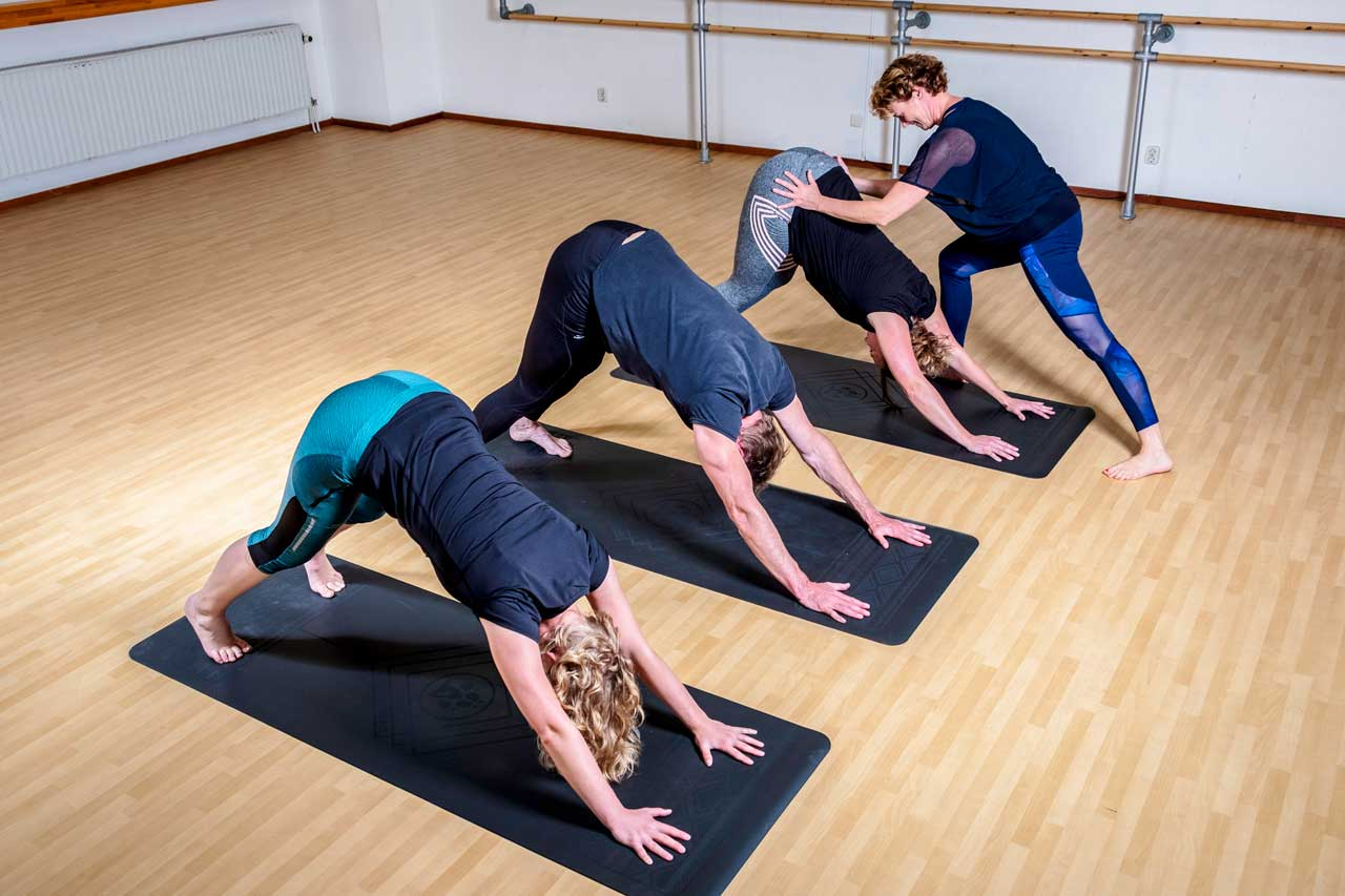 Yoga Flow Zuidlaren fysiotherapie assist