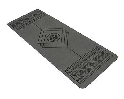 Yoga Flow Zuidlaren Yogi bare mat kwaliteitsmat met grip