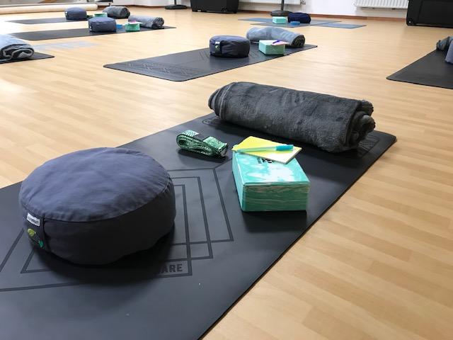 privéles mogelijkheid bij Yoga Flow Zuidlaren